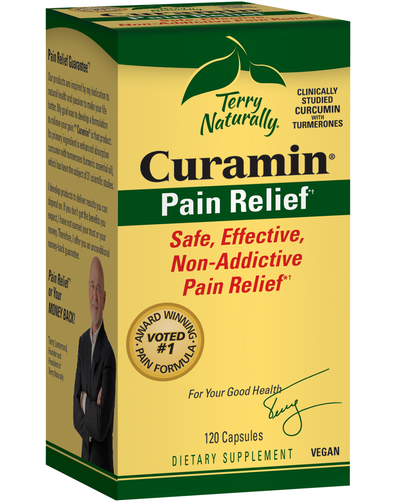 Curamin (stop pain Naturally)